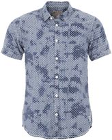 Garcia Short Sleeved Cotton Shirt
