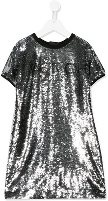 Givenchy Kids Sequin Dress