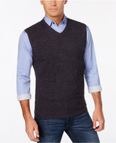 Weatherproof Vintage Men's Big and Tall Sweater Vest, Classic Fit
