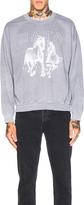 Baja East Fleece Sweatshirt