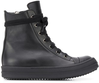 Rick Owens Tecuatl high-top sneakers