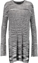 Ellery Barbie ribbed jacquard-knit sweater