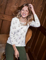Boden Statement Long Sleeve Tee