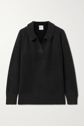 Madeleine Thompson Jodie Cashmere Sweater - Black