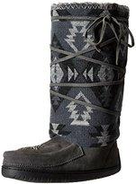 Manitobah Mukluks Women's Wool Lace-Up Mukluk Winter Boot