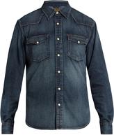 Jean Shop Gareth denim shirt
