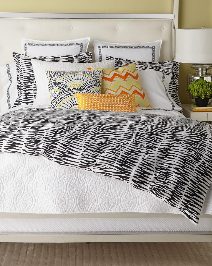 Zebra Stripe Bedding