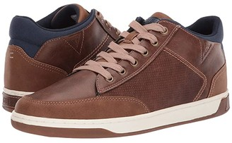 GUESS Bosco (Medium Brown) Men's Shoes
