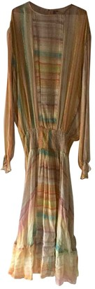 Blank Multicolour Dress for Women
