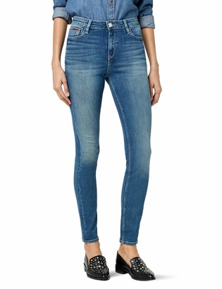 Tommy Jeans Women's High Rise Santana Jeans
