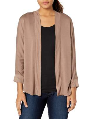 Tresics Women's Elbow Sleeve Dolman Cardigan