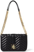 Lauren Ralph Lauren Brenda Chevron-Quilted Shoulder Bag
