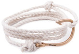 Miansai Hook Rope Bracelet, Natural