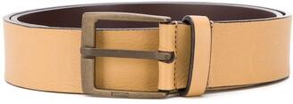 1990 Leather Buckle Belt