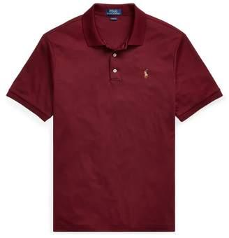 Ralph Lauren Slim Fit Interlock Polo Shirt
