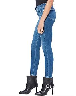 Paige Hoxton Ultra Skinny High Rise Ankle Jean