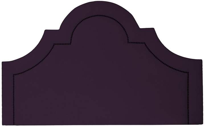 Cornermill Made in Australia Lois Upholstered Bed Head, Wall Mounting, DI AHC Amethyst King