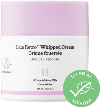Drunk Elephant Lala Retro Whipped Moisturizer with Ceramides