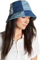 BCBGMAXAZRIA Denim Bucket Hat