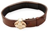 Louis Vuitton Vintage Good Luck Bangle Bracelet
