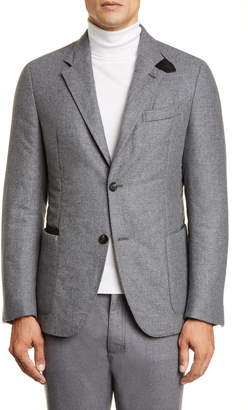 Ermenegildo Zegna Mill Hybrid Classic Fit Wool Blend Sport Coat