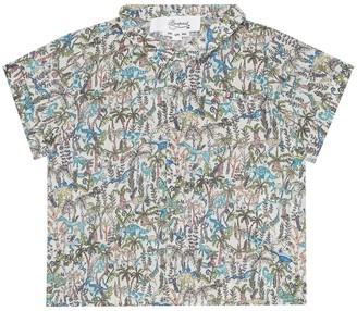Bonpoint Baby Nicolas Liberty cotton shirt