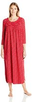Carole Hochman Women's Flannel Long Gown