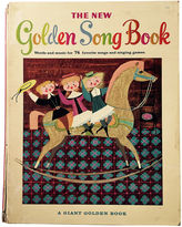 One Kings Lane Vintage New Golden Song Book, 1955 Mary Blair