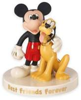Lenox Disney Mickey Mouse's Best Friend Figurine