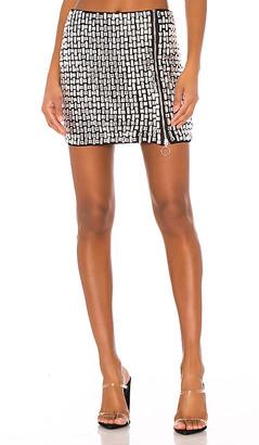h:ours Revere Mini Skirt