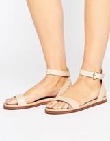 Aldo Gwenna Strap Flat Sandals