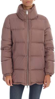 ADD Stand-Up Neck Padded Jacket