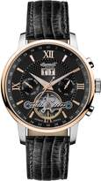 Ingersoll Men's IN6900RBK Automatic Grand Canyon IV Rose-Gold Watch with Band