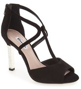 Dune London Women's 'Melody' Crystal Heel Sandal