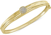 Effy D'Oro By Diamond Bangle (1/3 ct. t.w.) in 14k Gold