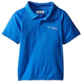Columbia Kids - Terminal Tackle Polo Shirt Boy's Short Sleeve Pullover