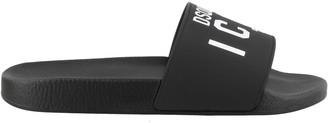 DSQUARED2 Icon Slide Sandals