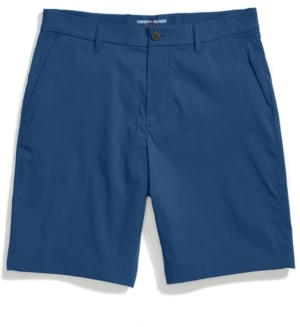 Tommy Hilfiger Adaptive Men's Performance Tech Chino Shorts with Velcro Closures