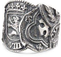 David Yurman Men's Shipwreck Coin Ring, 23.5mm