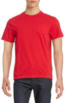 Tommy Hilfiger Solid Cotton T-Shirt