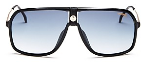 Carrera Unisex Top Bar Aviator Sunglasses, 64mm
