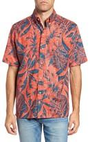 Reyn Spooner Men's Kaha Lau Classic Fit Sport Shirt