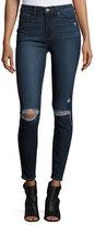 Paige Hoxton Destructed Ankle Jeans, Aveline