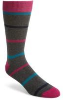 Ted Baker Men's Stripe Crew Socks