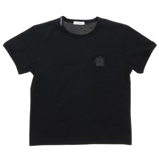 Dolce & Gabbana Dolce Gabbana Short-sleeved Sweater With Mini Logo