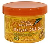 Ampro Pro Styl Argan Oil Gel, 10 Ounce