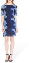 Tahari Petite Women's Lace Sheath Dress