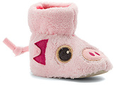 Acorn Easy Critter Bootie Slipper