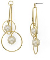 Aqua Mackenzie Drop Earrings - 100% Exclusive