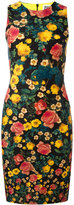 Fausto Puglisi floral print dress - women - Polyamide/Spandex/Elastane - 44